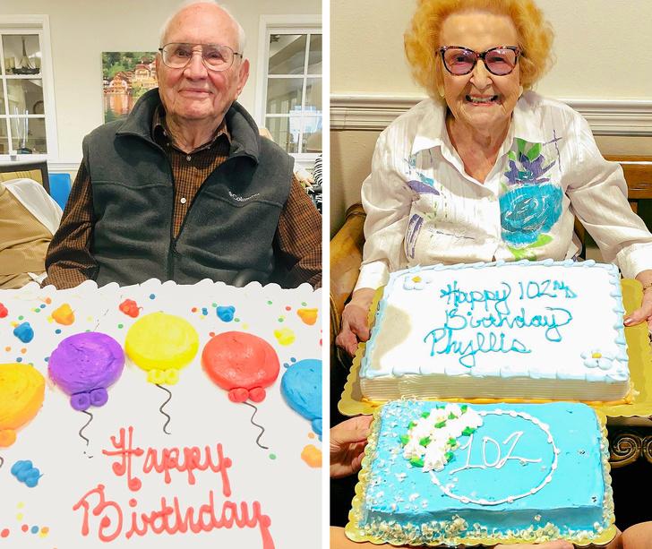 Они встретились в доме престарелых и почувствовали тягу друг к другу: пожилая пара показала, что на любовь всегда стоит делать ставку