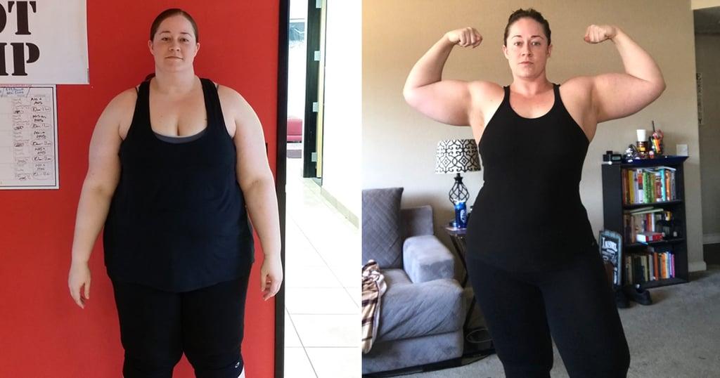 Силовые тренировки помогли женщине кардинально изменить свой внешний вид
