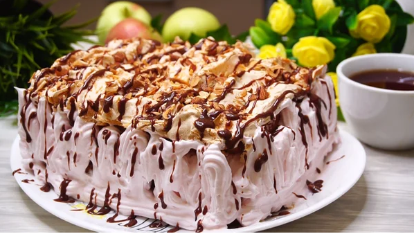 Норвежцы его называют «Лучший в мире Торт». Само название говорит за себя