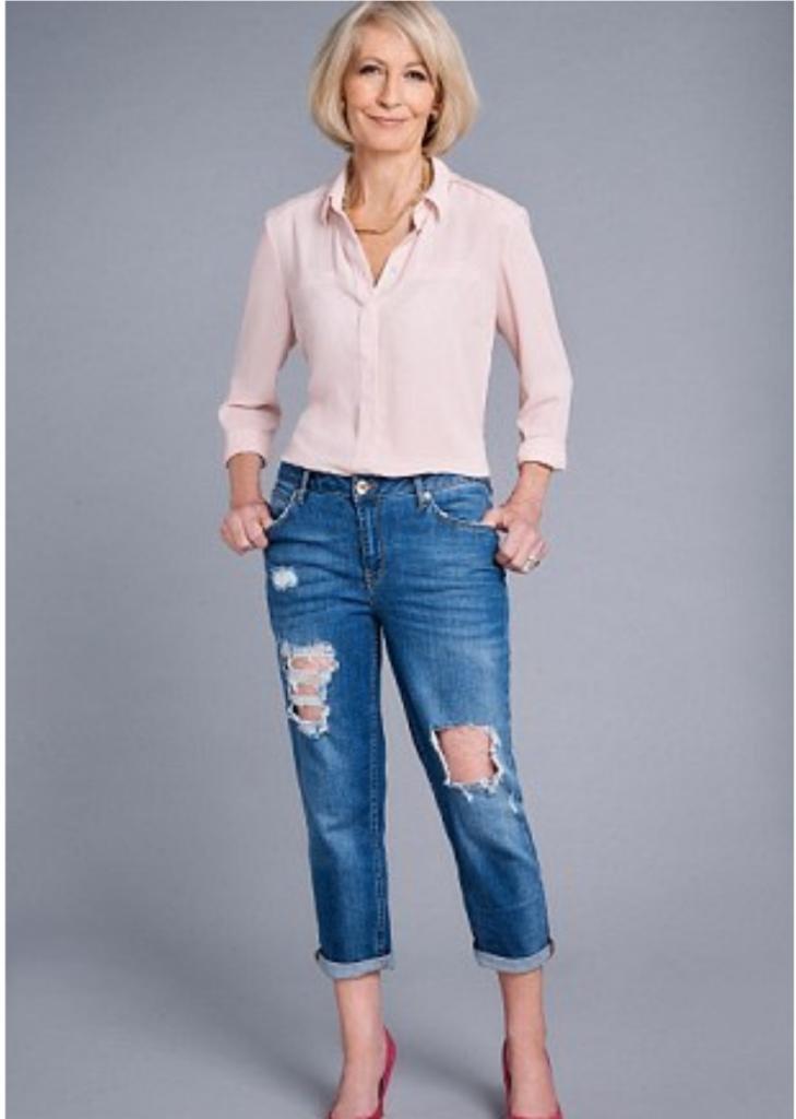 Носите джинсы спокойно, но до определенного возраста