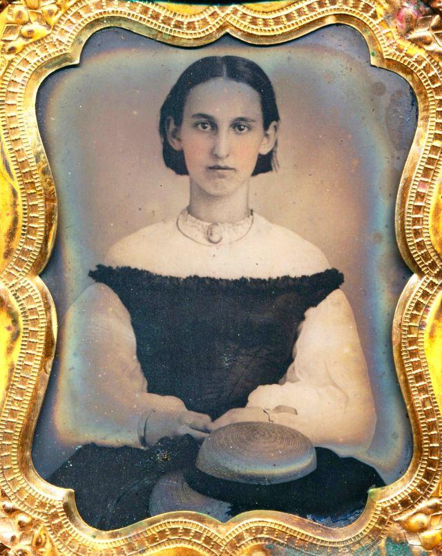 45 классных фото, которые показывают, как выглядели девочки-подростки в 1850-х гг
