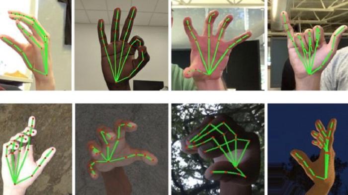 Новый инструмент Google позволяет пользователям вводить данные с помощью языка жестов