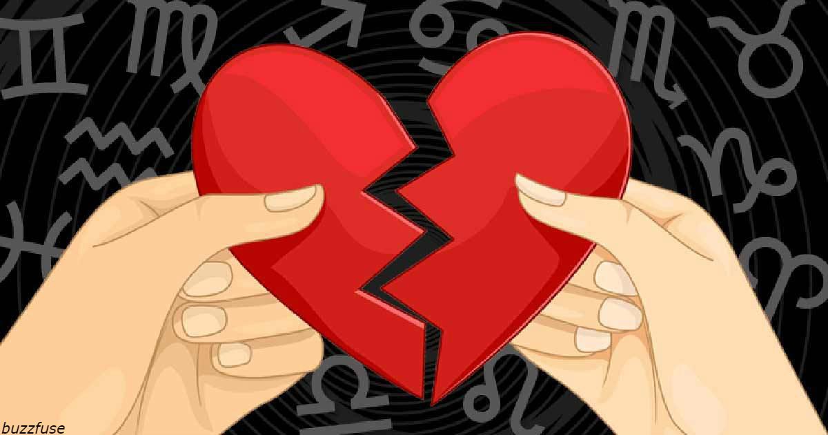 6 пар знаков Зодиака, чья любовь не выдерживает испытание временем