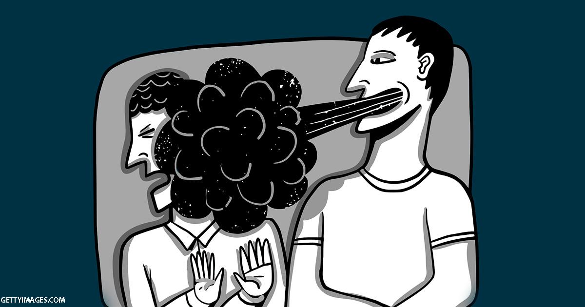 8 вещей, которые делают ядовитые люди уже через 5 минут после начала встречи