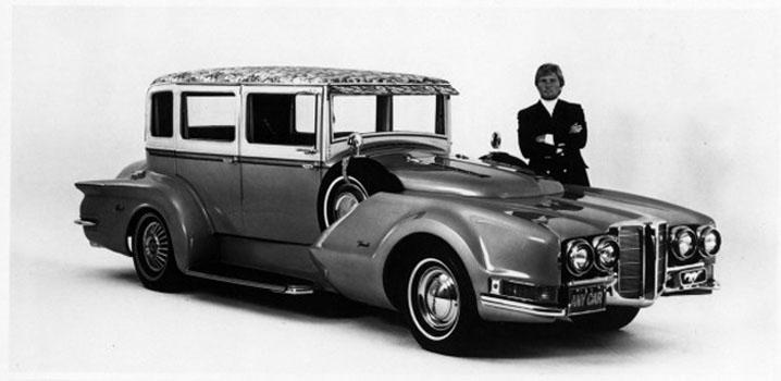 Уникальный AnyCar: каждая из машин состоит из комплектующих 50 разных автомобилей