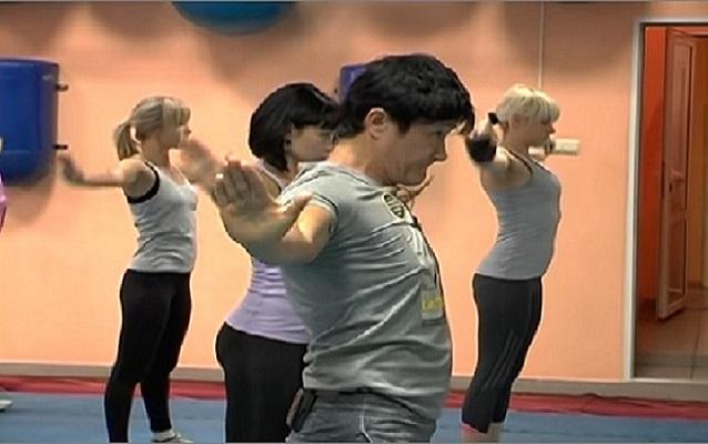 Прекрасные упражнения для проблемных зон шейного отдела