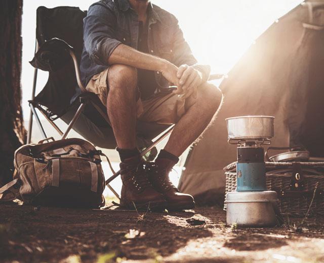 6 вещей для комфортного отдыха на природе