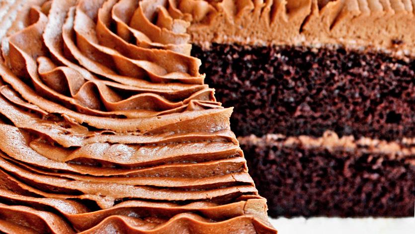 Идеально к чаепитию: Очень простой и вкусный тортик