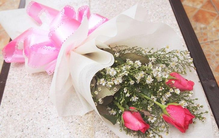 Как собрать из недорогих цветов красивый и презентабельный букет
