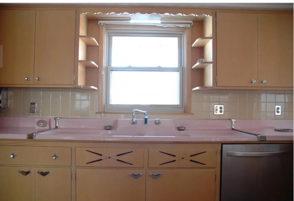 Жемчужина интерьера: к этой кухне никто не прикасался более 50 лет