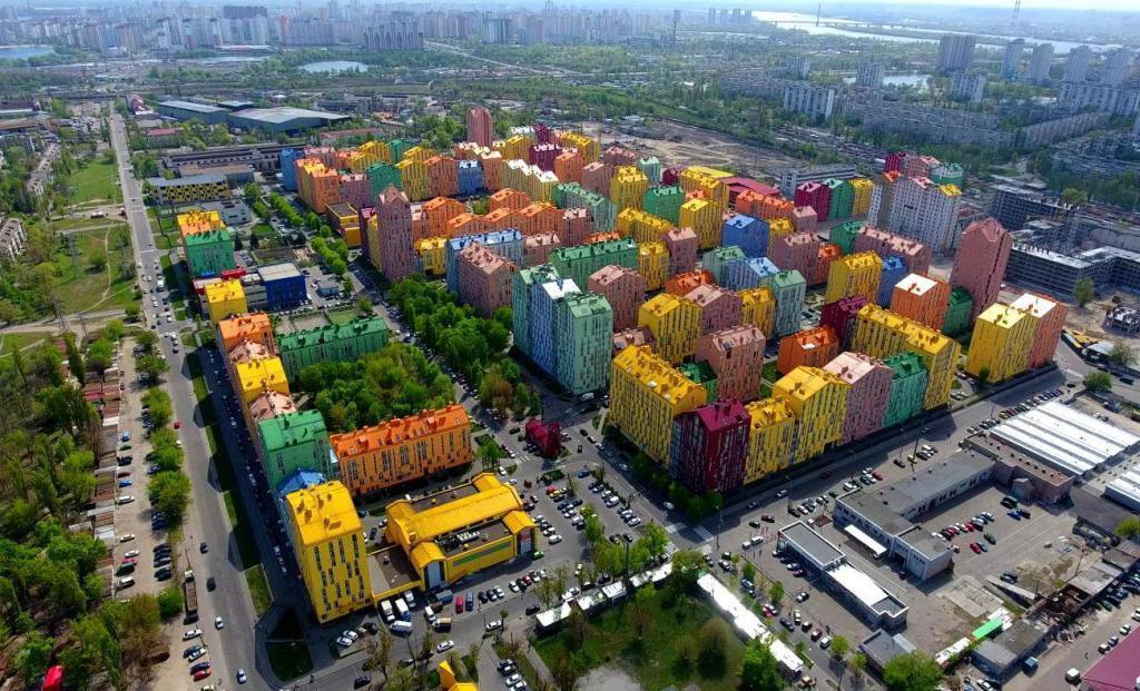 Пестрый Киев: 7 ярких мест в столице Украины, которые непременно стоит посетить