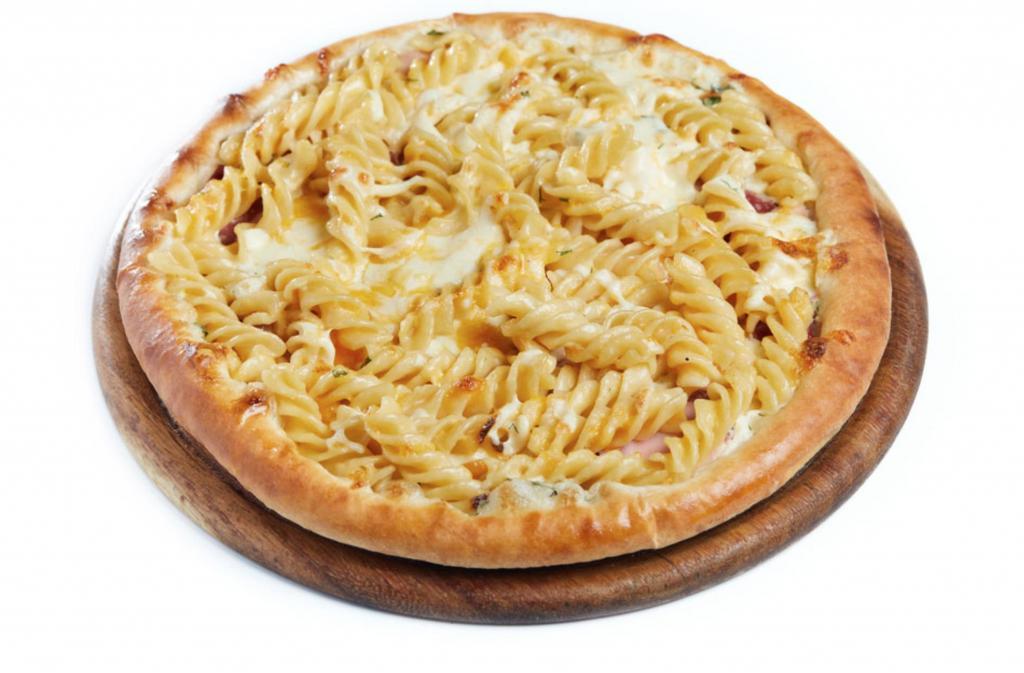 Пицца с макаронами: несколько простых вариаций необычного, но очень вкусного блюда