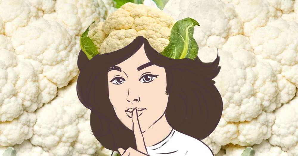 Англичане говорят: лучший букет для женщины   головка цветной капусты. Вся польза для женского здоровья и хитрости в приготовлении