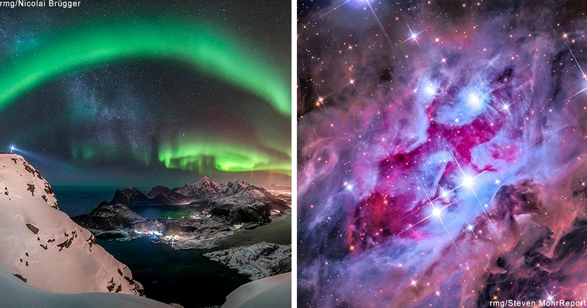 50 лучших астрономических фото 2019 года
