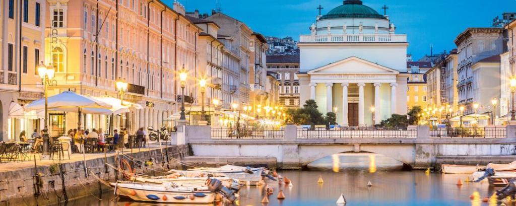 Двуликие города: Братислава, Перпиньян и другие города Европы, в каждом из которых сплелись культуры разных стран