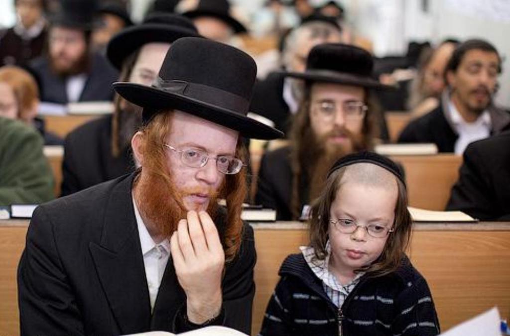 евреи фото как они похожи каждом