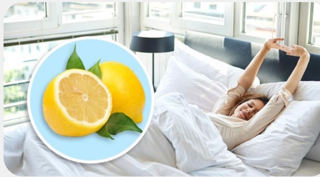 Улучшение сна, нормализация давления и не только: веские причины положить половинку свежего лимона рядом с кроватью