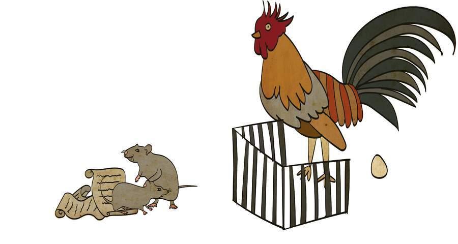 Суды над животными, удаление бровей и ресниц: 10 странностей средневекового периода