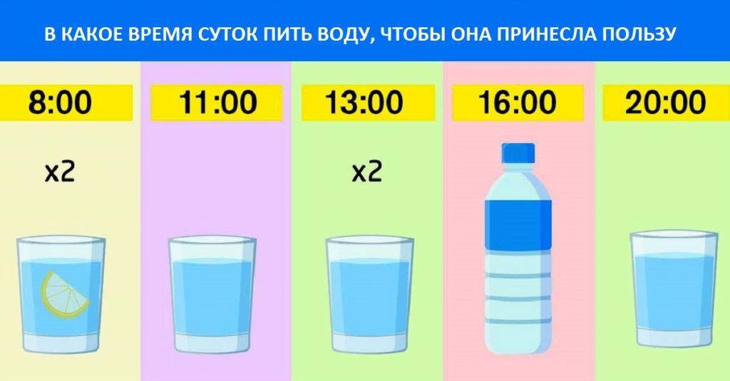 Знакомый врач рассказал, когда именно пить воду, чтобы оставаться здоровым и полным сил