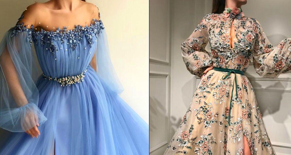 Подборка шикарных вечерних платьев для настоящей королевы