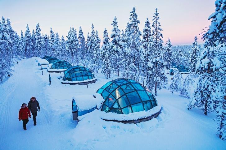 Ледяной отель в Швеции и отель в Коста Рике в виде самолета: самые необычные гостиницы мира, которые уже давно считаются достопримечательностью