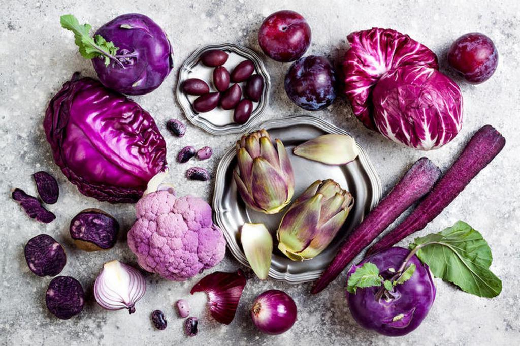 Цвет здоровья   фиолетовый: 9 продуктов сиреневого колера, которые  работают  лучше аптечных витаминов