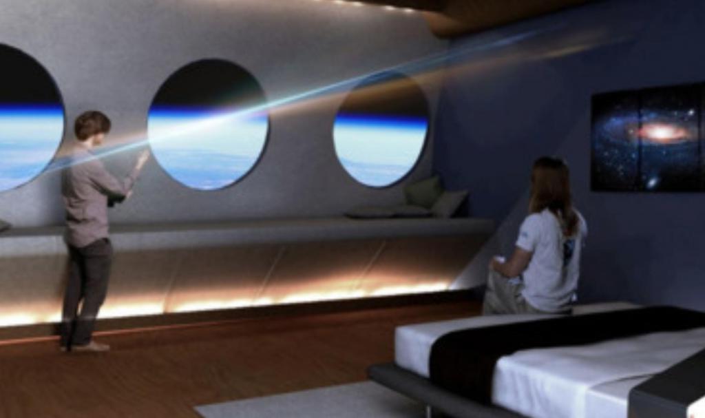 К 2025 году появится первый в мире космический отель: как он будет выглядеть (фото)