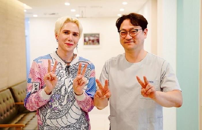 Британец сделал 15 пластических операций, чтобы стать похожим на своего кумира Чимина из корейской группы BTS