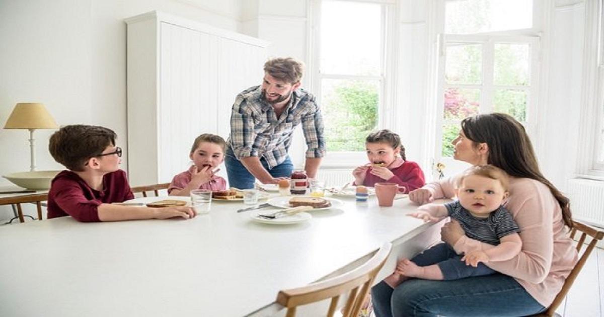 Почему мамы четырех и более детей менее подвержены стрессу, чем все остальные