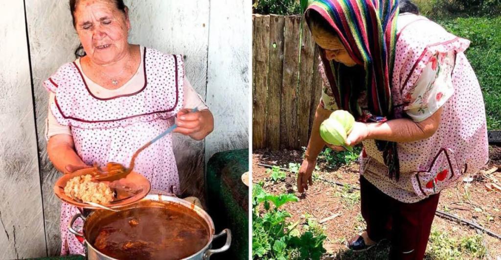 Звезда  Ютуба : мексиканская бабушка за месяц собрала больше 200 тысяч подписчиков на своем кулинарном канале