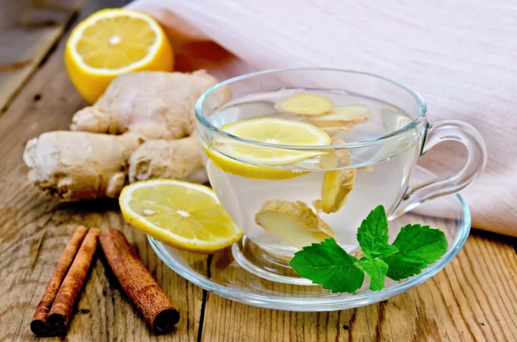 7 причин, почему китайская медицина рекомендует пить имбирный чай с лимоном каждое утро