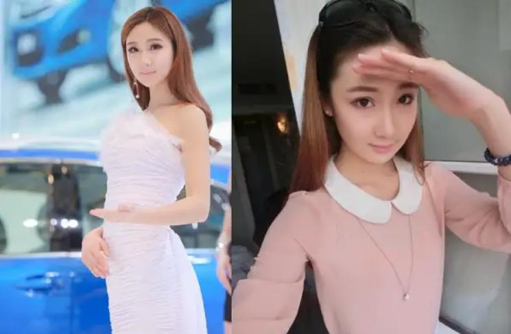 Китайская модель сменила профессию. Теперь она самая красивая женщина офицер