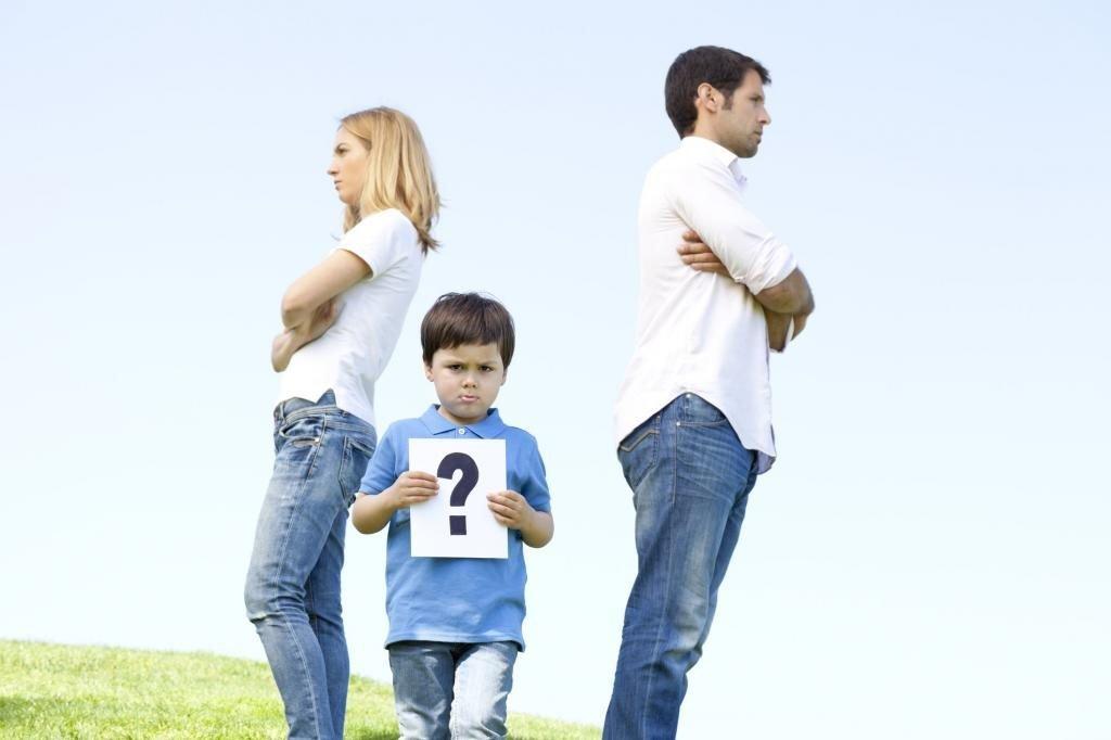 Картинки развод в семье