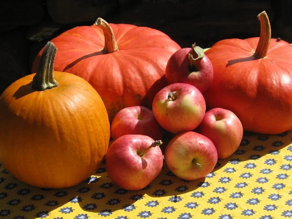 Тыква с яблоками   это не только полезно, но и вкусно. Делюсь простым рецептом десерта, который можно есть даже на диете