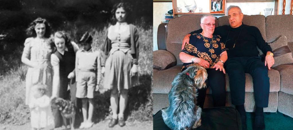 83 летняя женщина нашла своего брата спустя 60 лет расставания. Когда она узнала, кем он стал, ее счастью не было предела