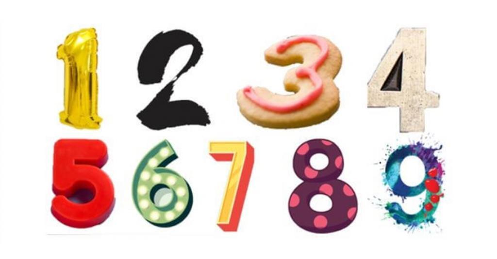 1, 2, 3... Выбранное число расскажет много нового о личности человека