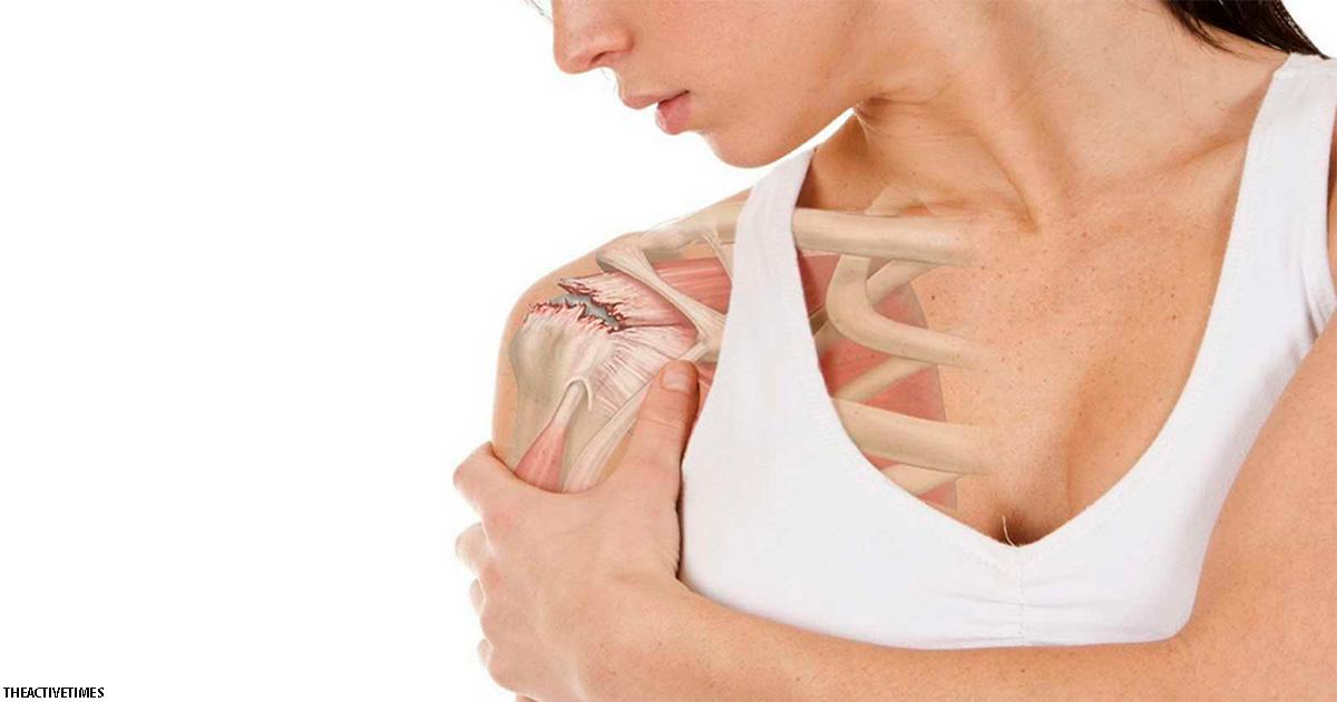 Вот что делать, если вы часто страдаете от боли в плече
