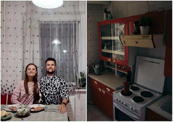 Пара решила заработать на поклонниках: она оформила квартиру под сдачу в стиле сериала  Чернобыль