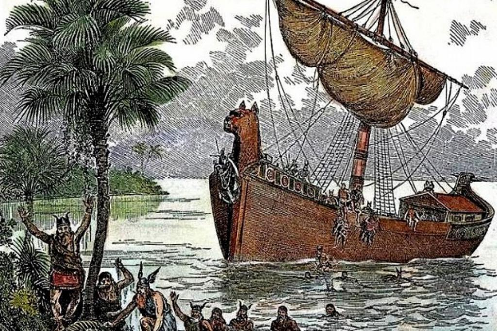 Чжэн Хэ, Эрик Рыжий и не только: 5 людей из Старого Света, которые, возможно, побывали в Америке задолго до Колумба