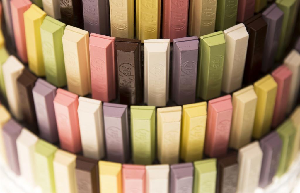 Конина, кактус, чай матча: в Японии можно попробовать шоколадки с самыми неожиданными вкусами