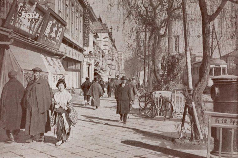 Как раньше выглядели самые населенные города мира: Токио, Каир, Мехико