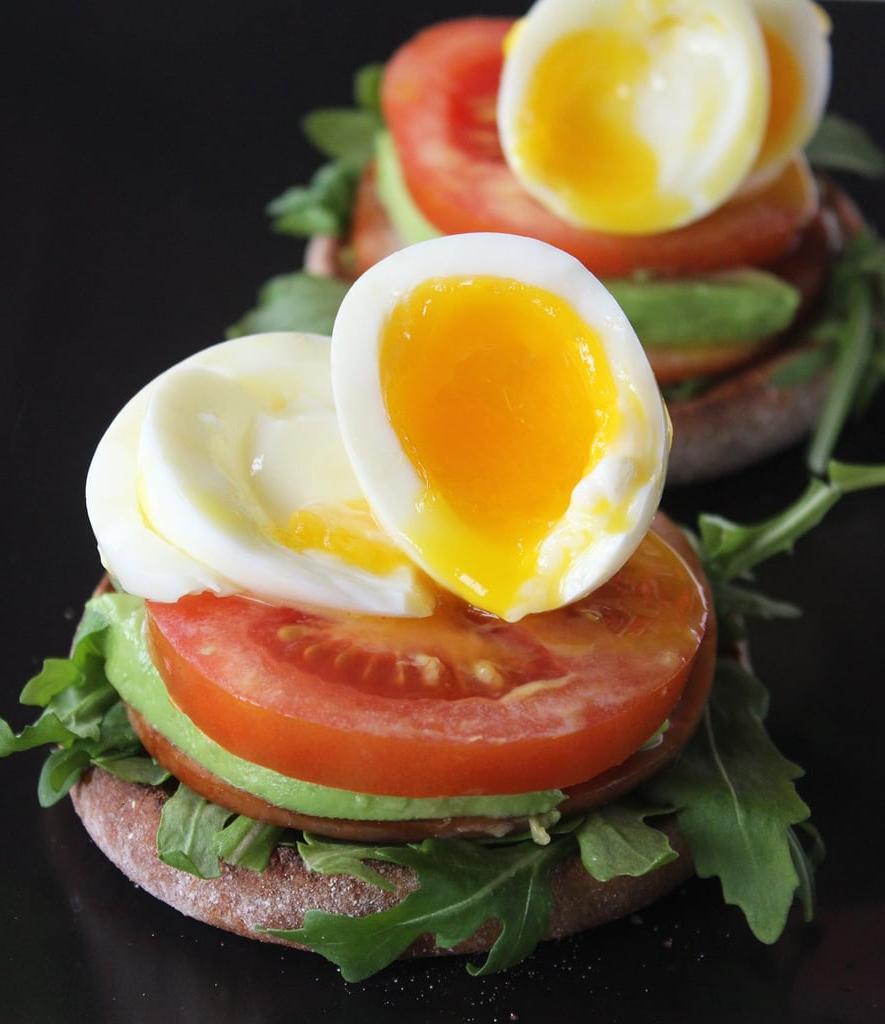 10 рецептов полезных сандвичей на завтрак, которые помогут хорошо начать день