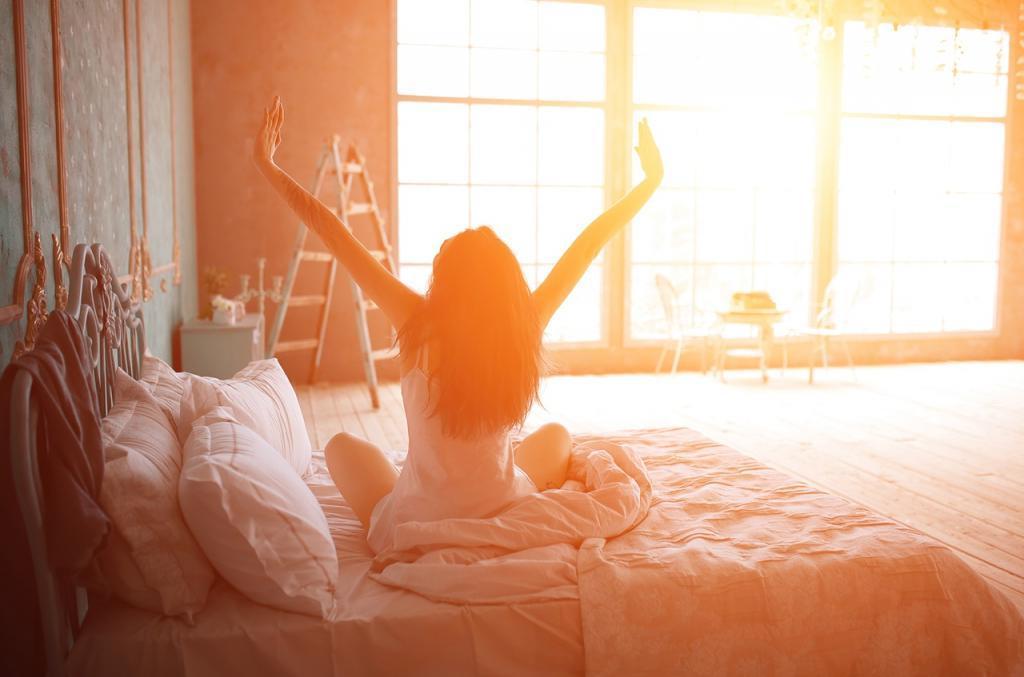 5 утренних ритуалов, которые за несколько минут пробудят вас и зарядят энергией на весь день