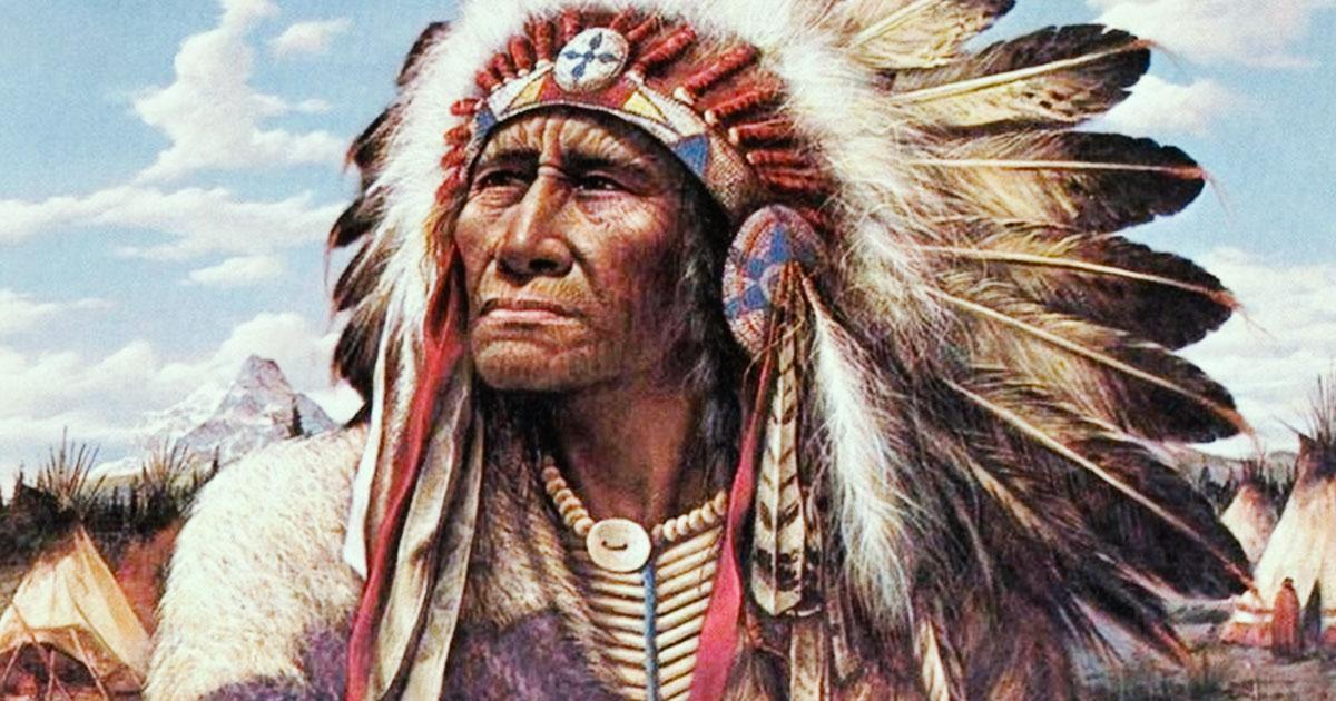 «Ложишься спать с собаками — проснёшься вшивым» — 21 индейская пословица меняющая мировоззрение