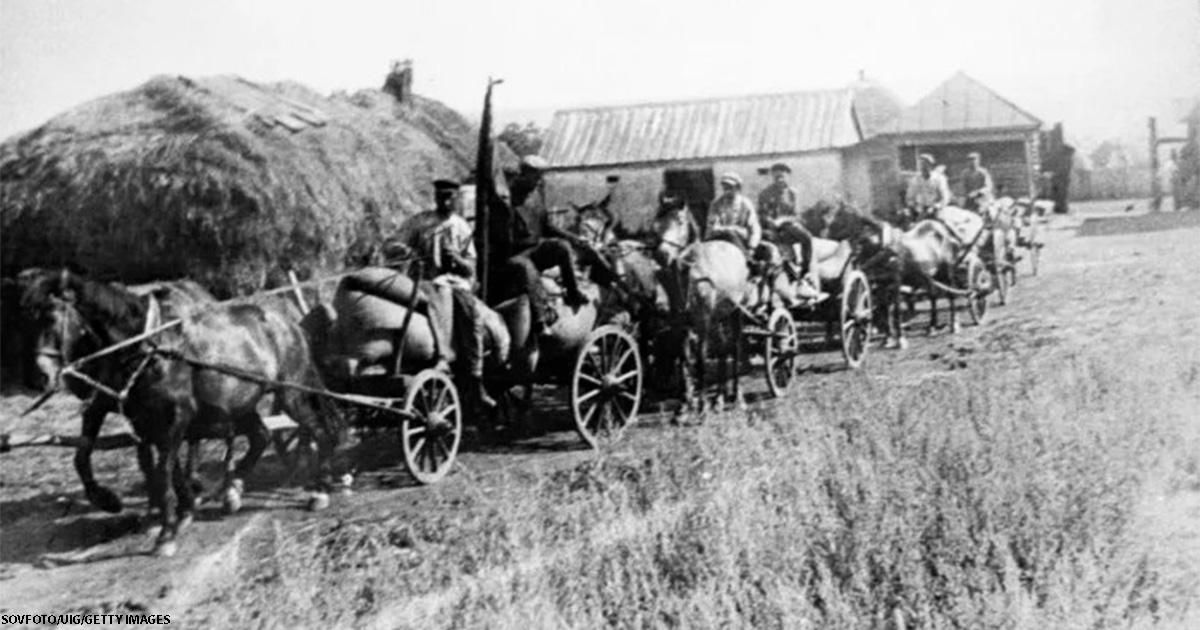 Как Иосиф Сталин заставил голодать миллионы украинцев   и к чему это привело