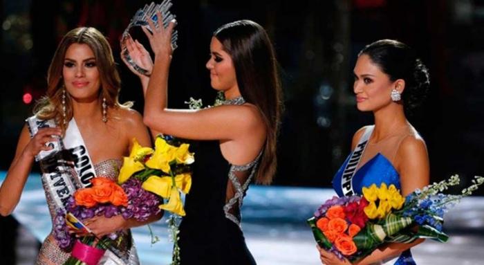 В 2015 году ведущий объявил  Мисс Вселенной  не ту конкурсантку. Самые нелепые ситуации за всю историю конкурса