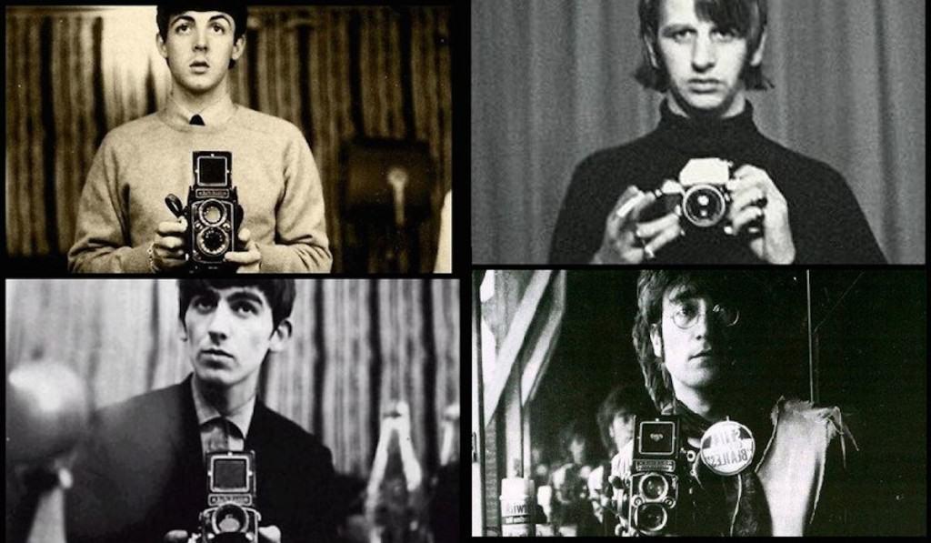 The Beatles опередили время не только в музыке – они делали селфи: кто еще из знаменитостей прошлых веков был первым в этом виде фотографии