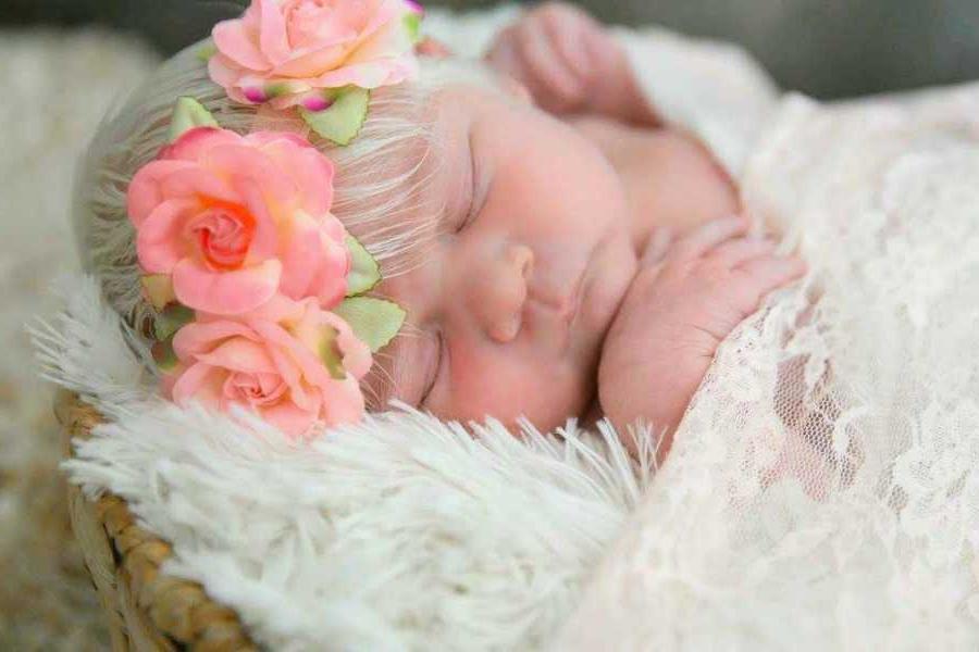 Разве этой мой ребенок? : женщина увидела новорожденную и чуть не упала в обморок
