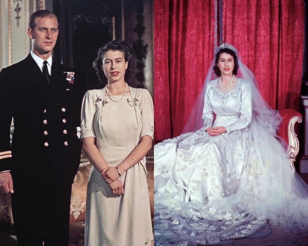 Никогда в жизни : отец королевы Елизаветы II был против ее замужества с Филиппом