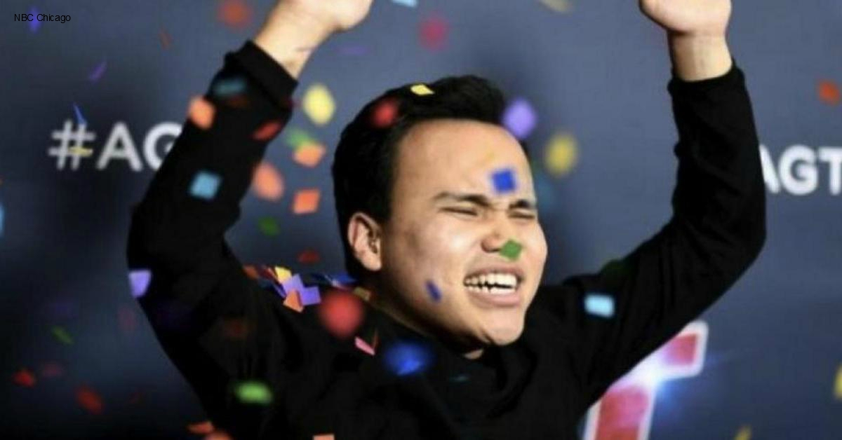Слепой певец-аутист победил в ″Америка имеет таланты″. Только послушайте!